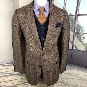 Stafford virgin wool blazer British Collection 43r